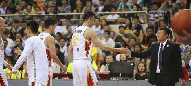 王建军:年轻是深圳队最大的优势