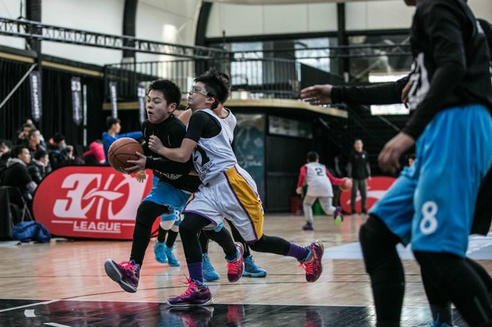 激战寒冬,李宁3+1冬季篮球联赛北京站掀起篮球热潮