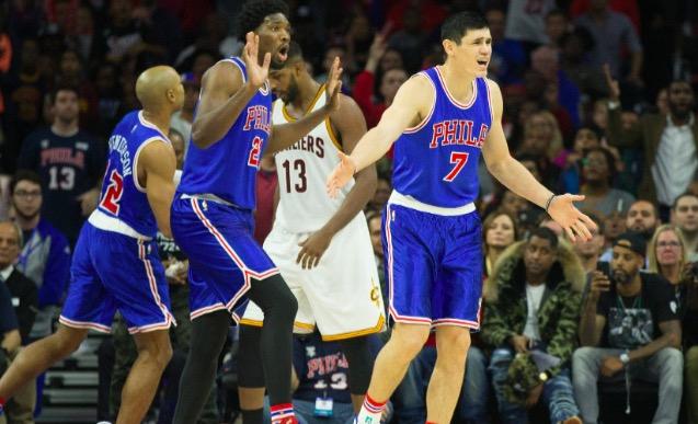 伊利亞索瓦:籃球讓國際球員關系緊密