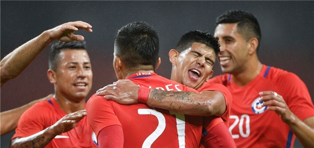中国杯:托塞利两扑点,智利点球5-2胜克罗地亚