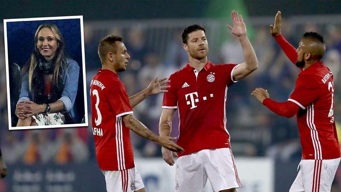 本科梅开二度比达尔建功,拜仁友谊赛大胜