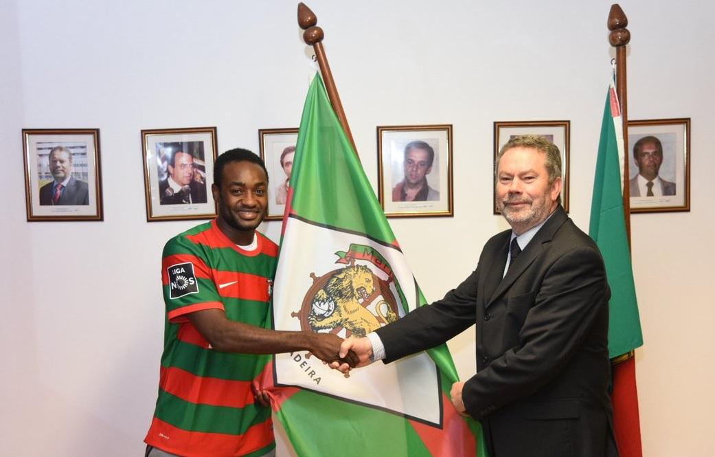 官方:泰达外援赞纳迪内租借加盟葡超球队