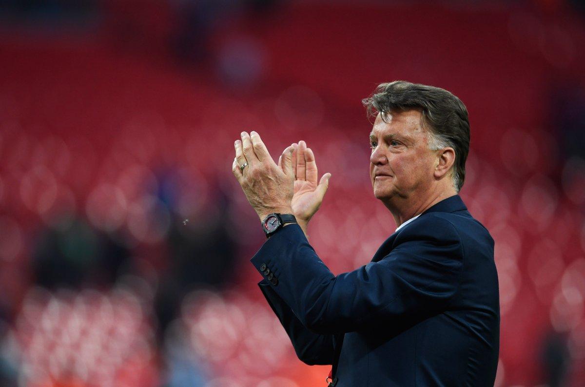 家庭为重!范加尔宣布从教练岗位正式退休