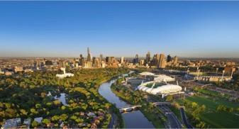 墨尔本聚集世界目光,澳大利亚网球公开赛精彩开战