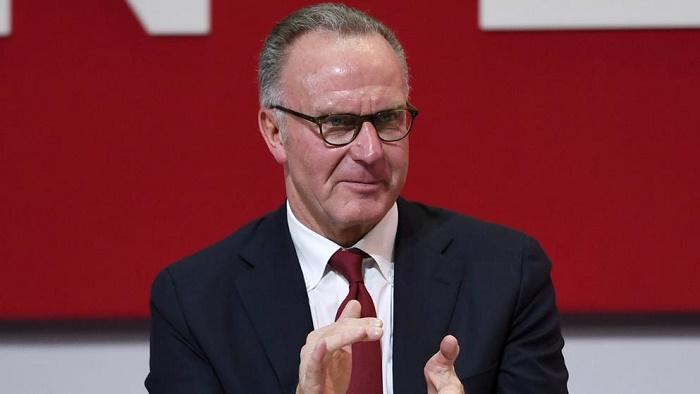 鲁梅尼格:拜仁愿意买断科曼,他上赛季表现更好