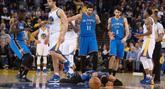 NBA将调查昨日帕楚里亚对威少的犯规