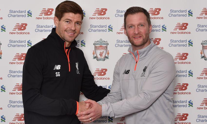 官方:杰拉德重返利物浦将担任球队青训教练