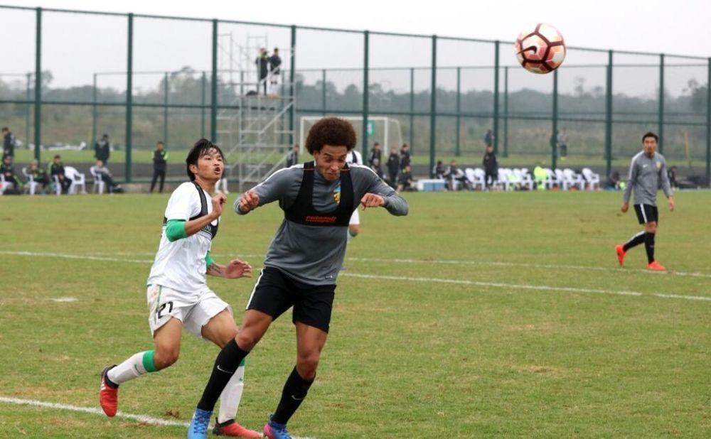 热身赛:格乌瓦尼奥点射,权健1-0国安预备队
