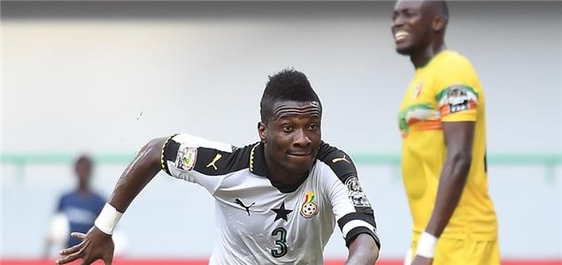 非洲杯:吉安助加纳提前出线,埃及绝杀乌干达