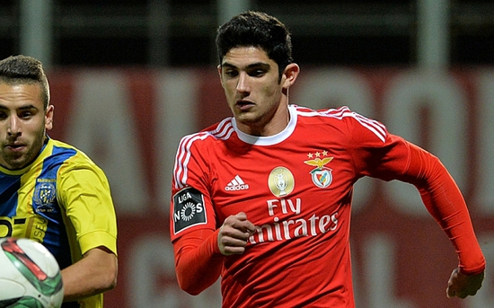 PSG体育主管赴葡萄牙商讨格德斯转会最后事宜