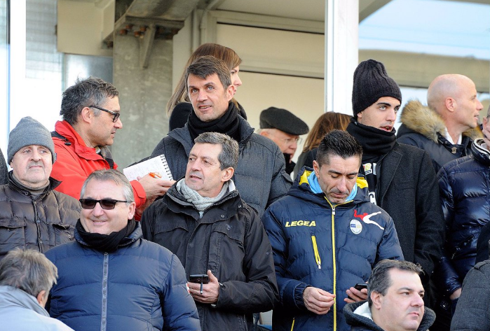 保罗-马尔蒂尼之子离开米兰,加盟意丁球队