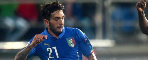 官方:热那亚中场达尼洛-卡塔尔迪左膝受伤