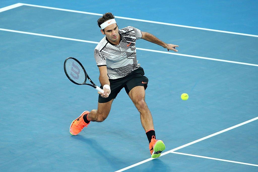 费德勒 击败瓦林卡晋级澳网决赛