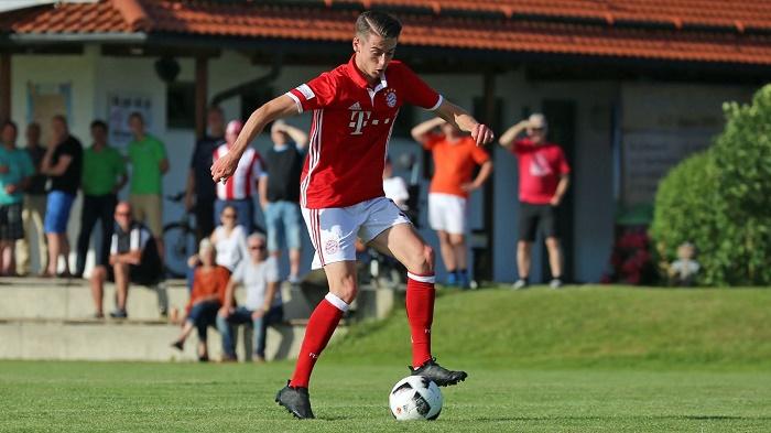 官方:小绍尔离开拜仁加盟德国低级别球队