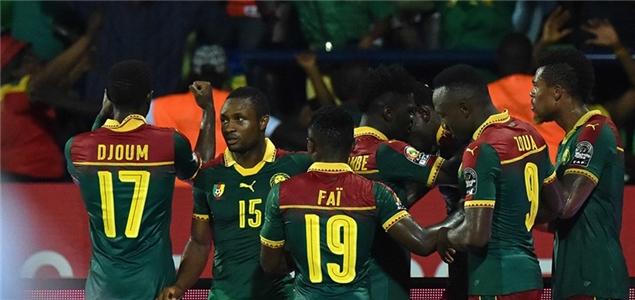 非洲杯:恩加德久巴松格破门,喀麦隆2-0加纳闯入决赛