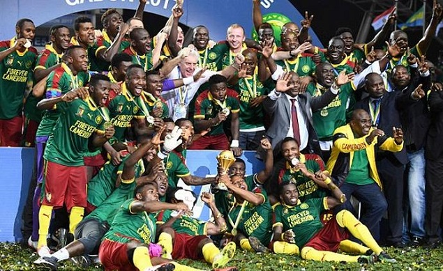 喀麦隆主帅:马蒂普等人或后悔未参加非洲杯