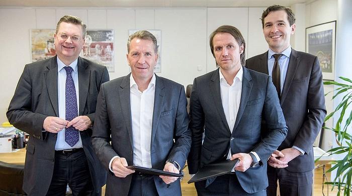 官方:德国足协与门将教练以及助理教练续约