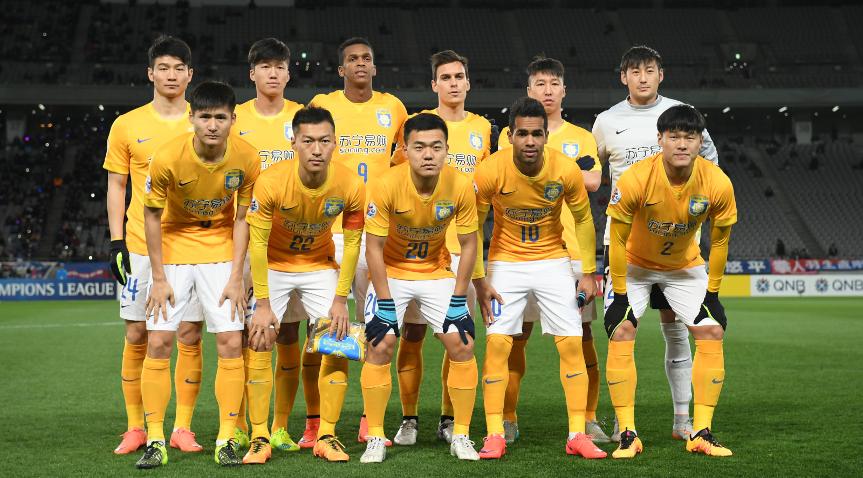 亚足联评苏宁:关键球员特谢拉、R马、吴曦
