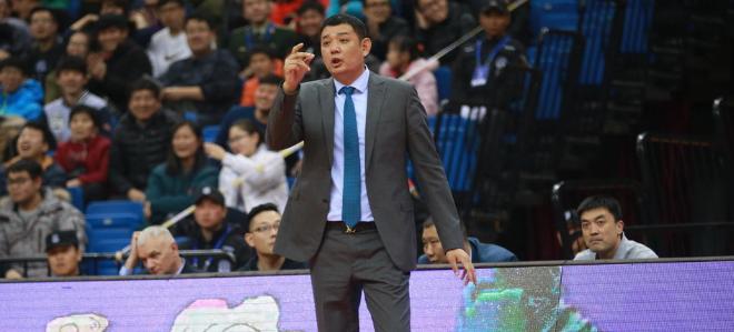 巩晓彬透露下赛季将继续调整阵容