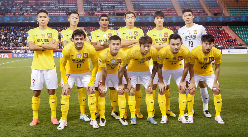 亚足联评恒大:郑智、冯潇霆、高拉特将是关键球员