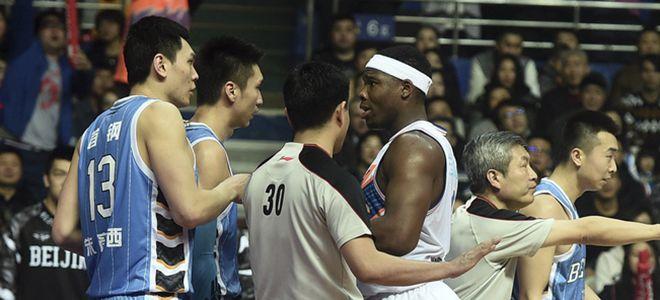 北京打破上海本赛季主场不败金身