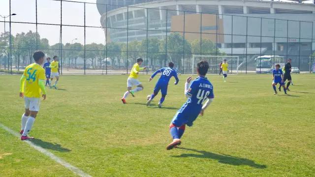 热身:年轻球员对决,申鑫7-2申花预备队