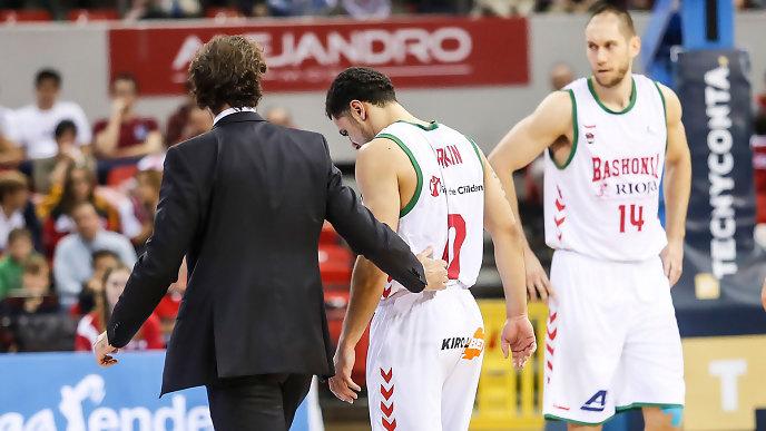 肖恩-拉金獲得西班牙ACB聯賽二月份最佳球員