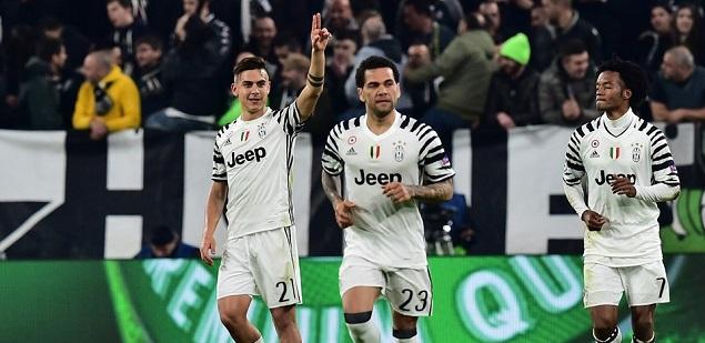 欧冠:迪巴拉点射,尤文总比分3-0淘汰波尔图晋级八强