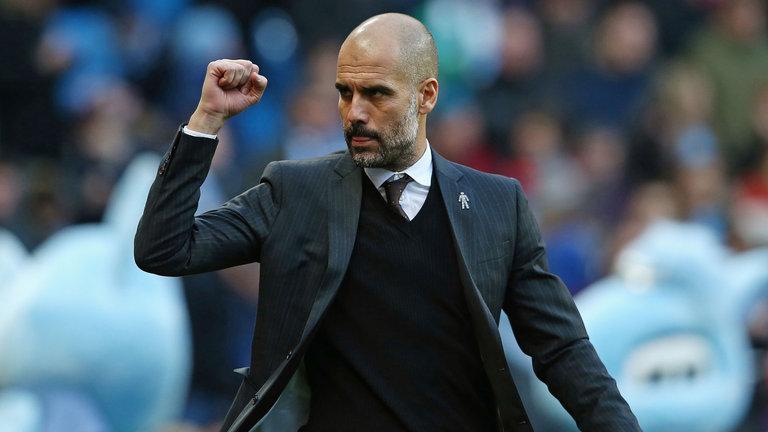 瓜迪奥拉:曼城会坚持踢进攻足球