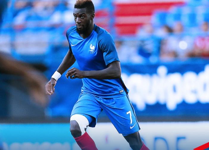 官方:巴卡约科顶替博格巴进入法国国家队