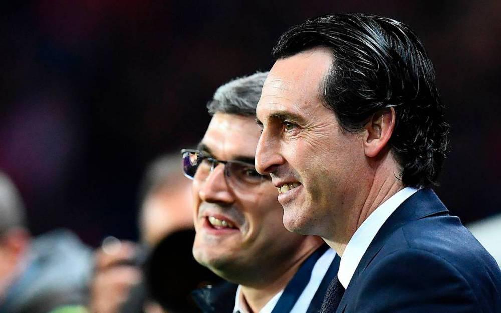 埃梅里:巴黎持续赢球证明了欧冠输给巴萨纯属意外
