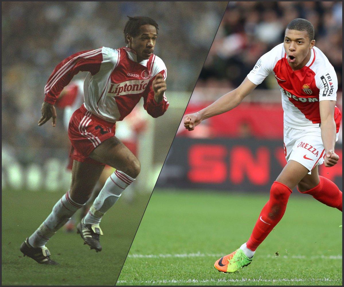 传承!姆巴佩超越亨利成为法甲打进13球的最年轻球员
