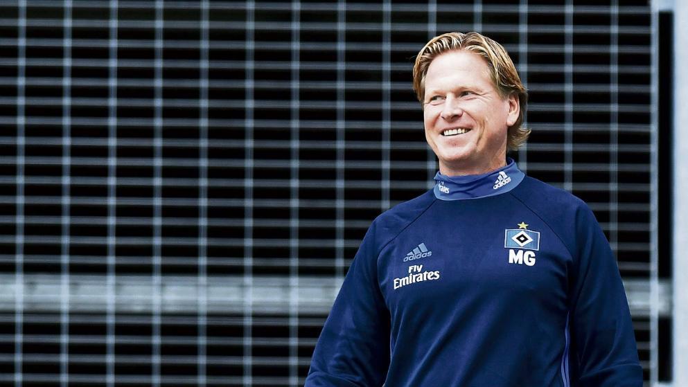 德媒:汉堡接近与主帅吉斯多尔续约两年