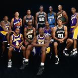 SLAM晒1998年西部全明星合照:选出5位首发