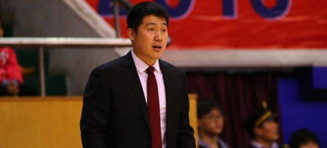 王锡东离任,北控男篮将代表重庆出战全运会