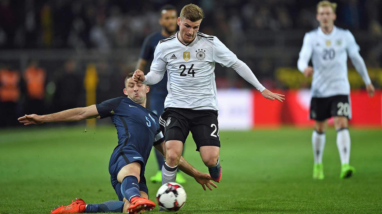 官方:德国国脚维尔纳因伤退出本期国家队
