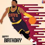 NBA TV晒图:几位全明星生日快乐