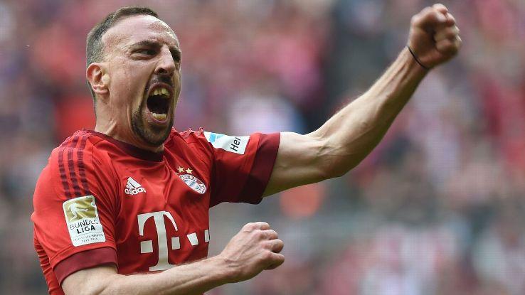 里贝里:离开拜仁后可能去大联盟或中超