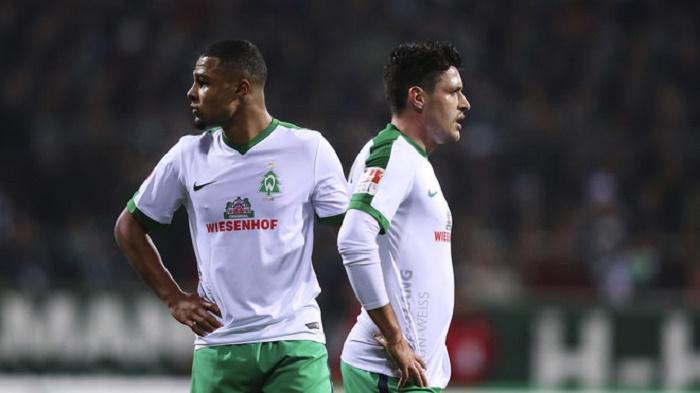 不莱梅两名重要攻击手将无缘本轮德甲比赛