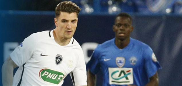 法国杯:本阿尔法两球,巴黎客场4-0阿弗朗什晋级