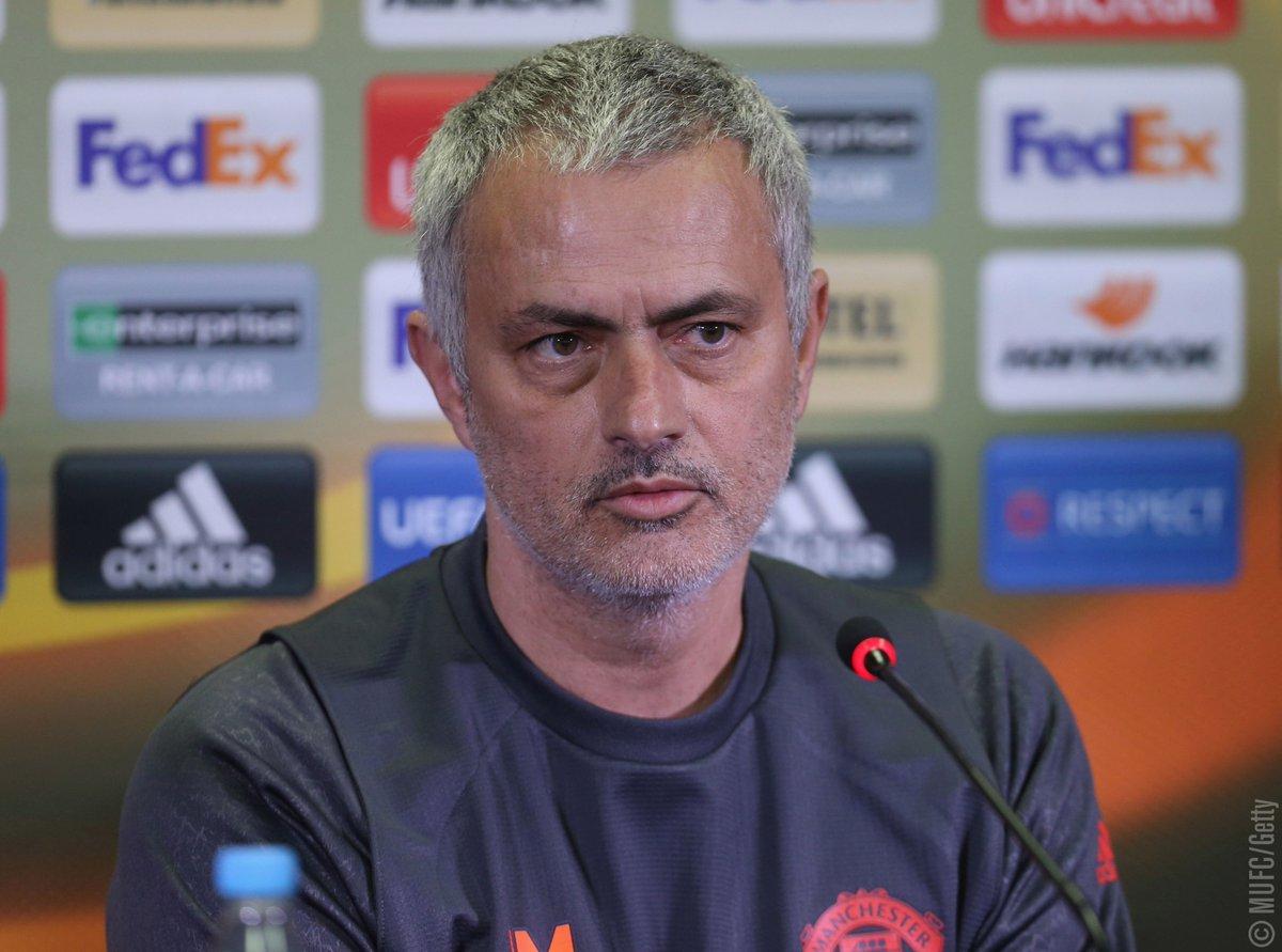 穆里尼奥:我有种曼联能夺得欧联杯的特殊感觉
