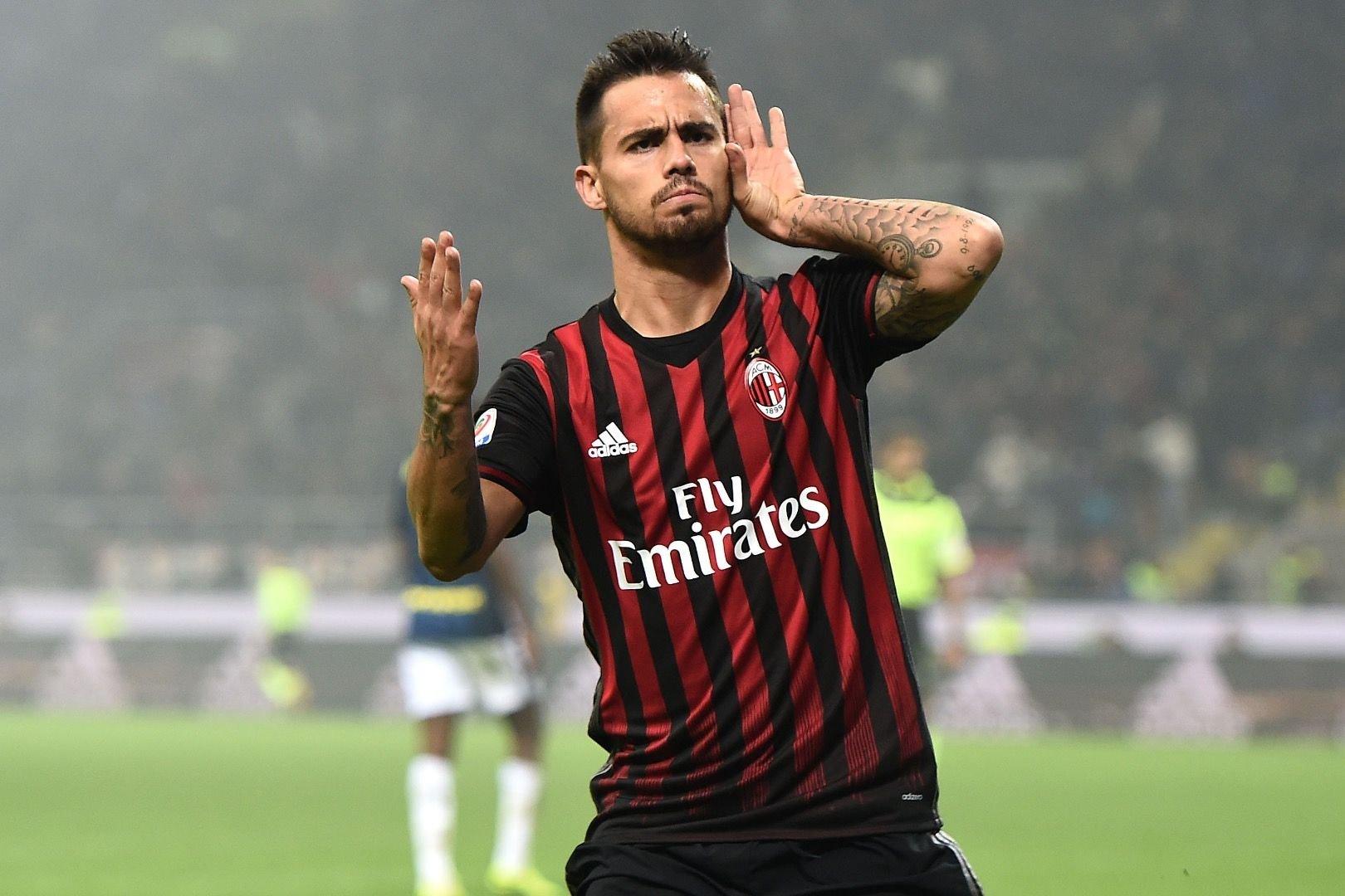 苏索:我在米兰很开心,米兰德比没有获胜热门
