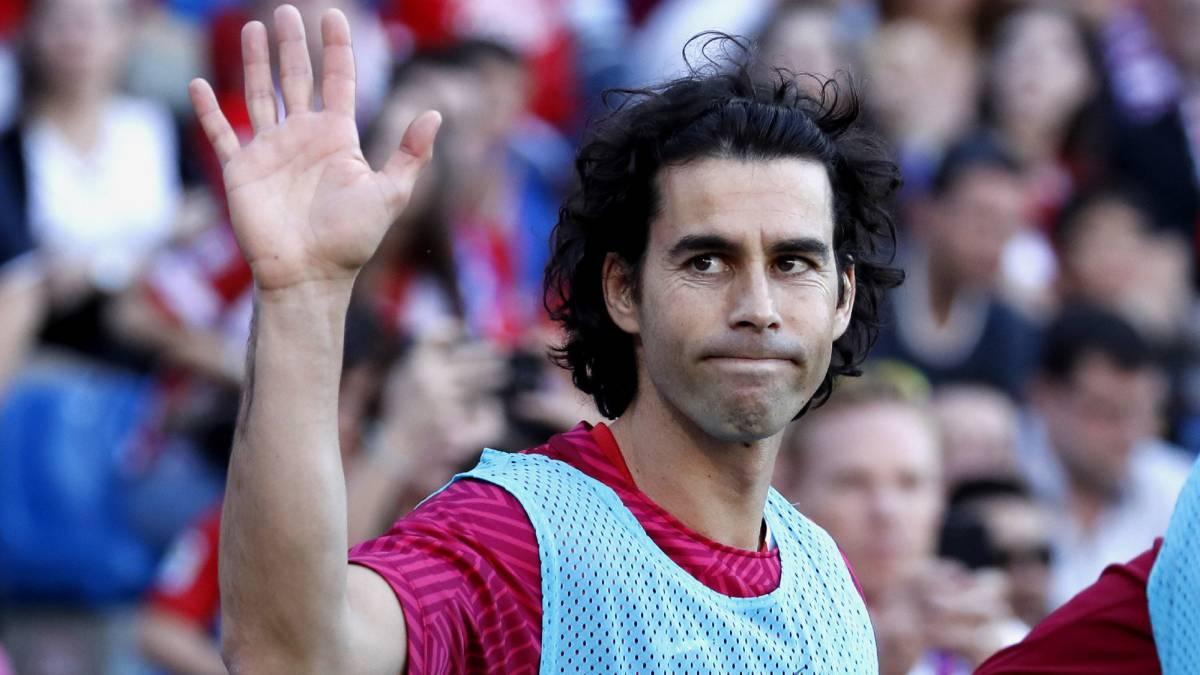 蒂亚戈谈回归:感谢球迷支持,一生都将是马竞人