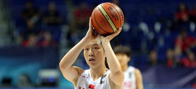 邵婷正式签约WNBA明尼苏达山猫队