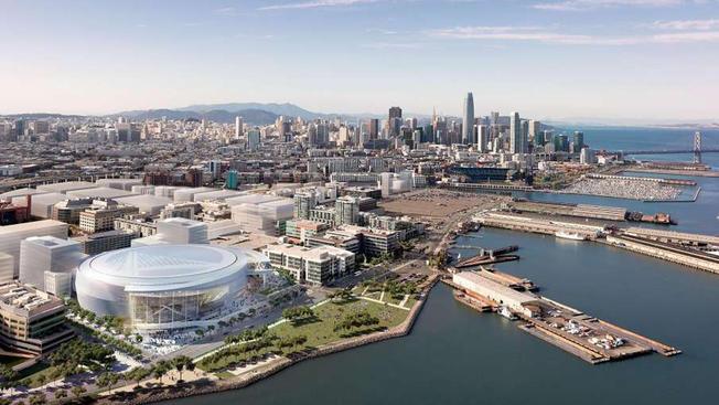 勇士新球馆将承办2022年NCAA男篮锦标赛