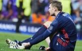 踢球者:诺伊尔将因伤缺席8周,赛季提前报销