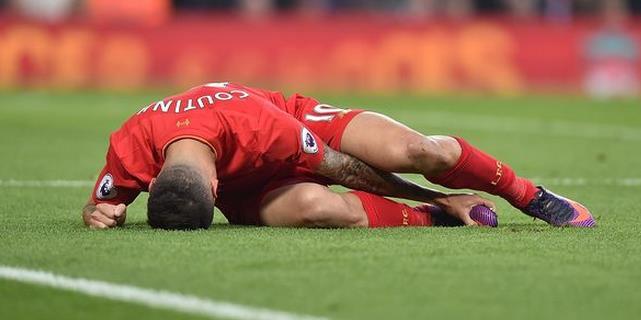 克洛普:伤病问题令利物浦退出冠军争夺