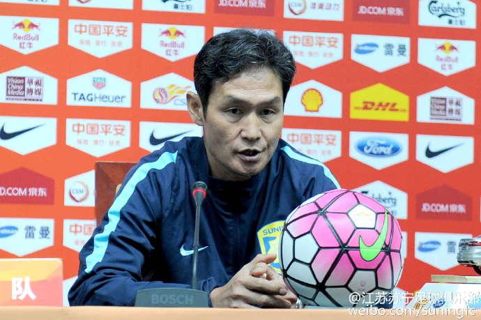 崔龙洙:非常对不起主场球迷,球队体能成一大考验