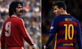 拜仁美国官推发文祝贺梅西加入500球俱乐部