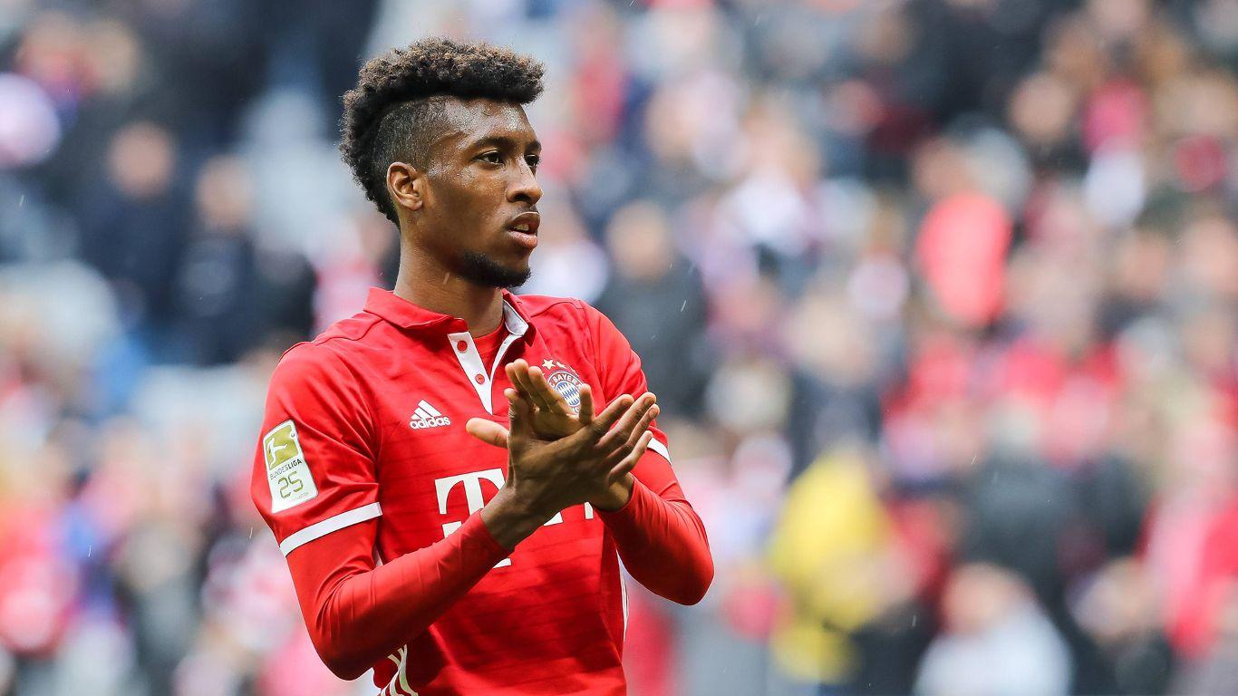 官方:拜仁慕尼黑宣布买断法国边锋科曼